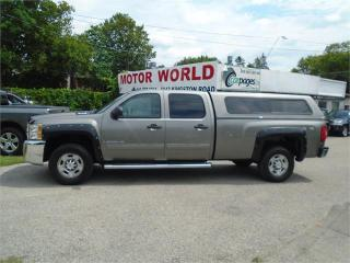 Used 2009 Chevrolet Silverado 2500 HD WT for sale in Scarborough, ON