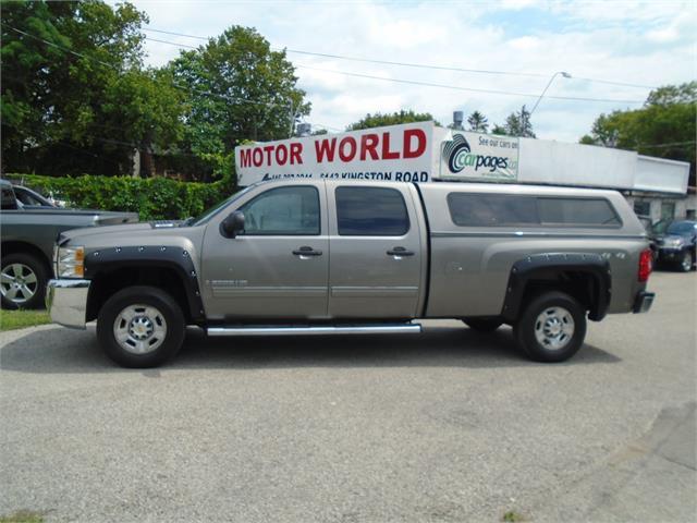 2009 Chevrolet Silverado 2500 HD WT