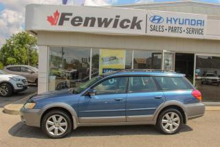 Used 2007 Subaru Outback 2.5 I Limited at for sale in Sarnia, ON