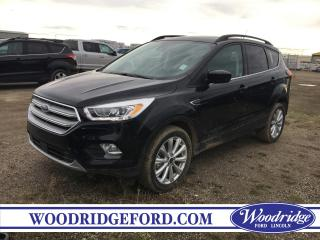 Used 2019 Ford Escape SEL for sale in Calgary, AB
