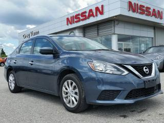 Used 2018 Nissan Sentra SV w/NAV,pwr sunroof,rear cam,heated seats,sxm radio for sale in Cambridge, ON
