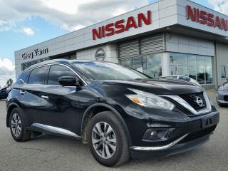 Used 2016 Nissan Murano SL AWD w/all leather,NAV,panoramic roof,heated seats,rear cam for sale in Cambridge, ON