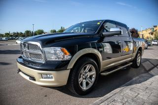 Used 2012 RAM 1500 Laramie 5.7L V8 Engine, Navigation, Moonroof & New Tires for sale in Okotoks, AB