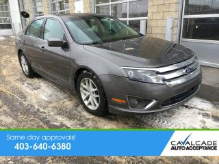 Used 2010 Ford Fusion SEL for sale in Calgary, AB