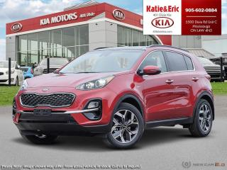 New 2020 Kia Sportage EX for sale in Mississauga, ON