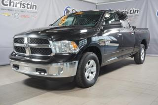 Used 2016 RAM 1500 SLT DIESEL CREWCAB 4X4 FOG CAM DE RECUL for sale in Montréal, QC