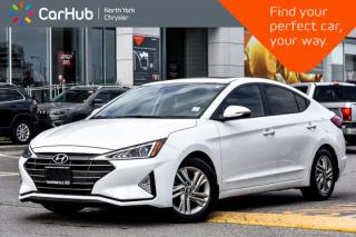 Used 2019 Hyundai Elantra Preferred|Sunroof|Keyless.Go|Android.Apple.CarPlay|Bluetooth| for sale in Thornhill, ON