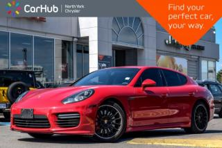 Used 2015 Porsche Panamera GTS|BOSE|Sunroof|Backup.Cam|GPS|Heat.Frnt.Seats|Keyless.Entry| for sale in Thornhill, ON