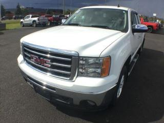 Used 2013 GMC Sierra 1500 SLE for sale in Thunder Bay, ON