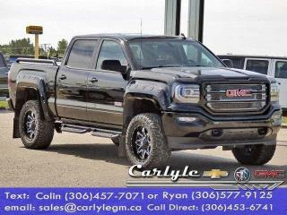 New 2017 GMC Sierra 1500 SLT for sale in Carlyle, SK