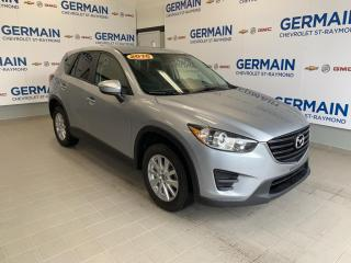 Used 2016 Mazda CX-5 GX- for sale in St-Raymond, QC