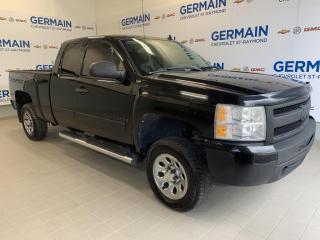 Used 2009 Chevrolet Silverado 1500 LS- for sale in St-Raymond, QC