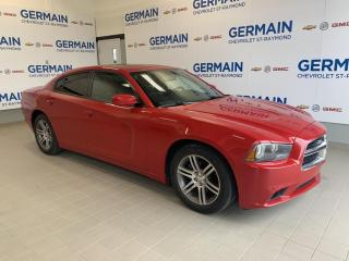 Used 2012 Dodge Charger SXT- V6 3.6L- BLUETOOTH- DÉM. À DISTANCE. for sale in St-Raymond, QC