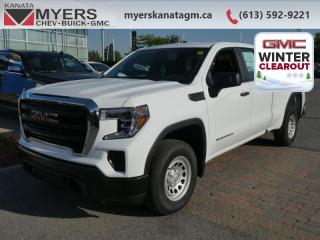 New 2019 GMC Sierra 1500 Base  -  Apple CarPlay -  Android Auto for sale in Kanata, ON