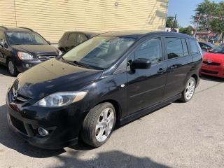 Used 2008 Mazda MAZDA5 6 passagers VENDU VENDU for sale in Pointe-Aux-Trembles, QC