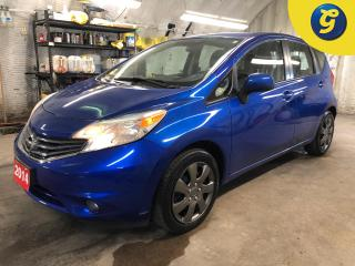 Used 2014 Nissan Versa Note SL * Back up camera * Hands free steering wheel Control * Phone connect * Voice recognition * Heated mirrors * Nissan connect * Fog lights * Keyless e for sale in Cambridge, ON
