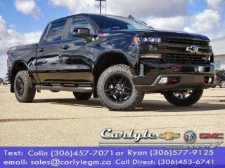 Used 2019 Chevrolet Silverado 1500 C Bench for sale in Carlyle, SK
