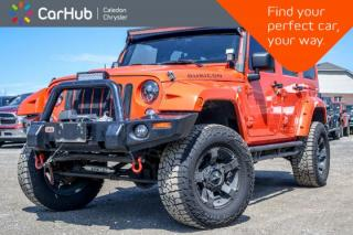 Used 2015 Jeep Wrangler Unlimited Rubicon|Bluetooth|Navi|18