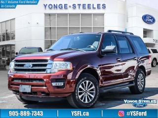 Used 2016 Ford Expedition XLT for sale in Thornhill, ON