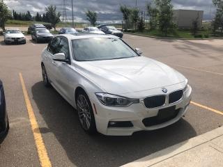 Used 2016 BMW 328i xDrive Sedan (8E37) for sale in Edmonton, AB
