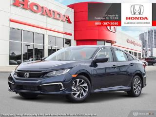 Used 2019 Honda Civic EX for sale in Cambridge, ON