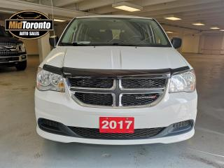 Used 2017 Dodge Grand Caravan SE | One Owner | No Accidents | Serviced at Chrysler for sale in North York, ON