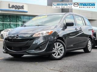 Used 2015 Mazda MAZDA5 GS- AUTOMATIC, BLUETOOTH, 6 SEATS, ALLOY WHEELS for sale in Burlington, ON