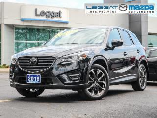 Used 2016 Mazda CX-5 GT- LEATHER, MOONROOF, BOSE, BLUETOOTH, REAR CAMERA for sale in Burlington, ON