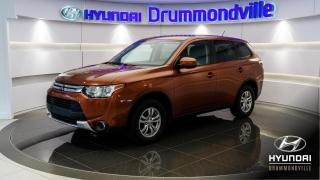 Used 2015 Mitsubishi Outlander ES AWC + GARANTIE + MAGS + CRUISE + A/C for sale in Drummondville, QC