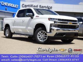 Used 2019 Chevrolet Silverado 1500 Htd. leather bench for sale in Carlyle, SK