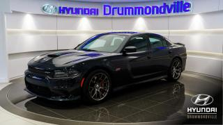 Used 2017 Dodge Charger SRT 392 + GARANTIE + BREMBO + H&K + WO for sale in Drummondville, QC