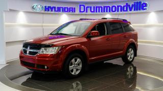 Used 2010 Dodge Journey SXT + MAGS + CRUISE + A/C + FOGS + WOW ! for sale in Drummondville, QC