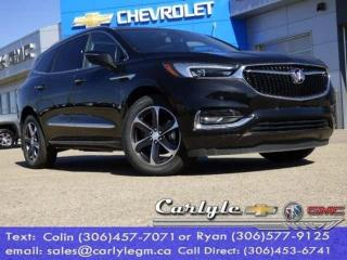 New 2019 Buick Enclave Premium for sale in Carlyle, SK