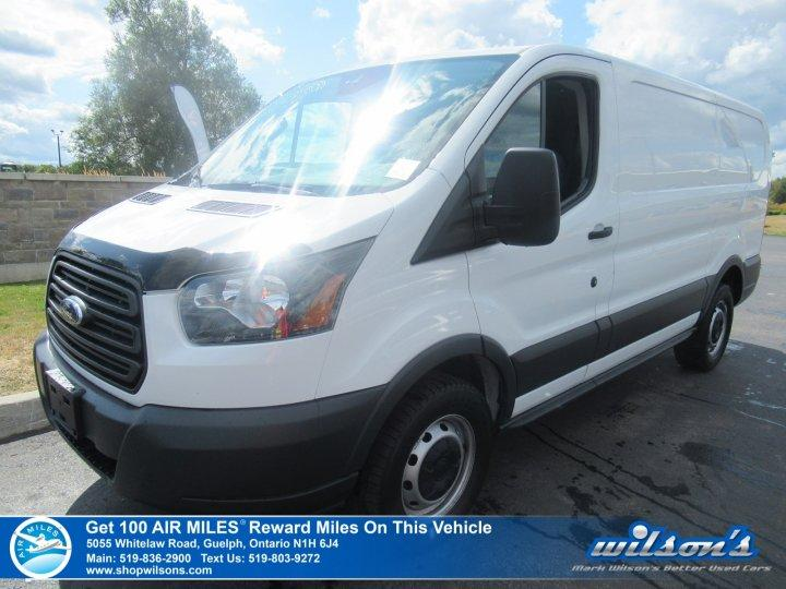Used 2016 Ford Transit Cargo Van Low Roof, Rear Camera, Air