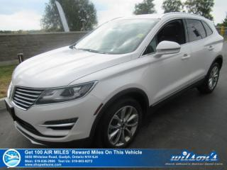 Used 2017 Lincoln MKC Select AWD - Leather, Sunroof, Navigation, Blindspot Monitor, Heated Steering and more! for sale in Guelph, ON