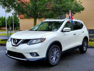Used 2016 Nissan Rogue SL for sale in Drummondville, QC