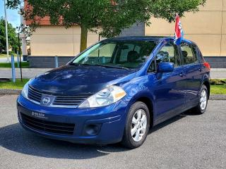 Used 2007 Nissan Versa SL for sale in Drummondville, QC