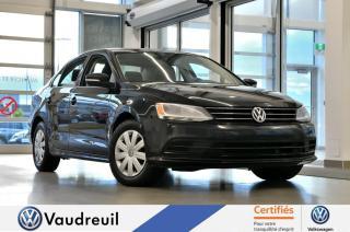 Used 2015 Volkswagen Jetta Trendline+ * A/C * CAM RECUL for sale in Vaudreuil-Dorion, QC