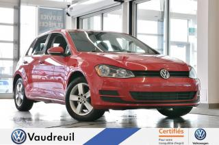 Used 2016 Volkswagen Golf 1.8 Tsi Trendline *** Réservé *** for sale in Vaudreuil-Dorion, QC
