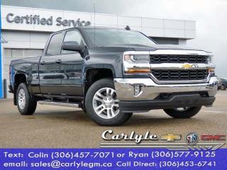 Used 2019 Chevrolet Silverado 1500 LD Double Cab, Classic for sale in Carlyle, SK