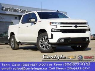 Used 2019 Chevrolet Silverado 1500 RST for sale in Carlyle, SK