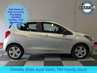 Used 2019 Chevrolet Spark LS, Back Up Camera for sale in Edmonton, AB