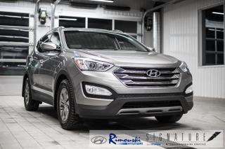 Used 2014 Hyundai Santa Fe Sport AWD  premium for sale in Rimouski, QC