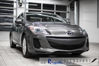 Used 2013 Mazda MAZDA3 GS-SKY chez Rimouski Hyundai for sale in Rimouski, QC