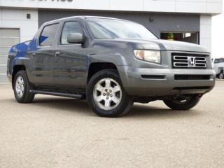 Used 2008 Honda Ridgeline Htd. Leather Sunroof NAV for sale in Carlyle, SK