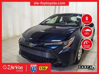 Used 2019 Toyota Corolla S Entune 3.0 Audio, Entune App Suite Connect for sale in Québec, QC