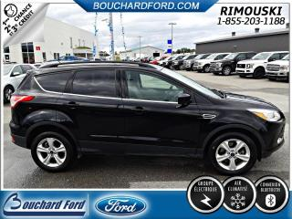Used 2016 Ford Escape SE, 4X4 SIEGES CHAUFFANTS for sale in Rimouski, QC