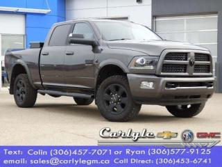Used 2017 RAM 3500 Laramie for sale in Carlyle, SK