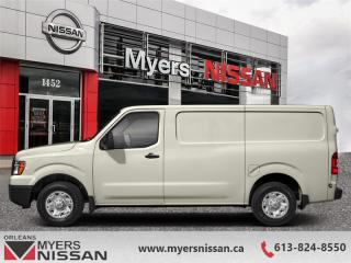 Used 2019 Nissan NV Cargo Van S  - $240 B/W for sale in Orleans, ON