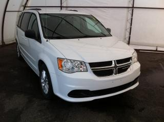 Used 2016 Dodge Grand Caravan SE/SXT SXT PLUS, DVD, REVERSE CAMERA, REAR CLIMATE, POWER DRIVERS SEAT for sale in Ottawa, ON